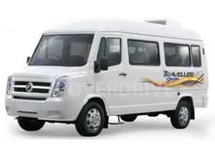 Tempo traveller on hire india