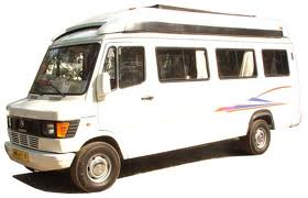 Tempo traveller on rent india