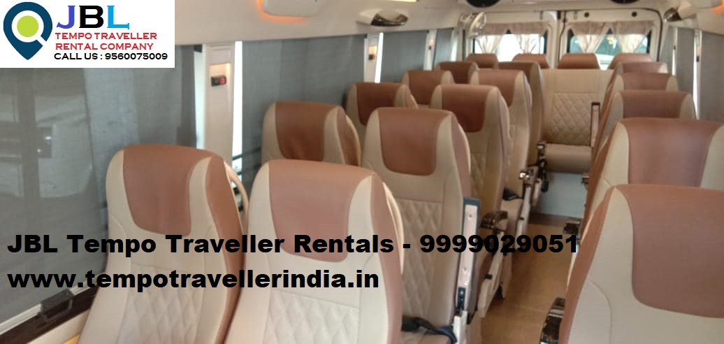 Rent tempo traveller in Basantpur�Faridabad