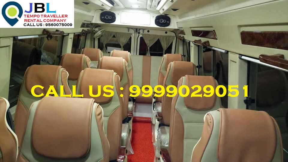 Rent tempo traveller in Sohna Sector-34�Gurgaon