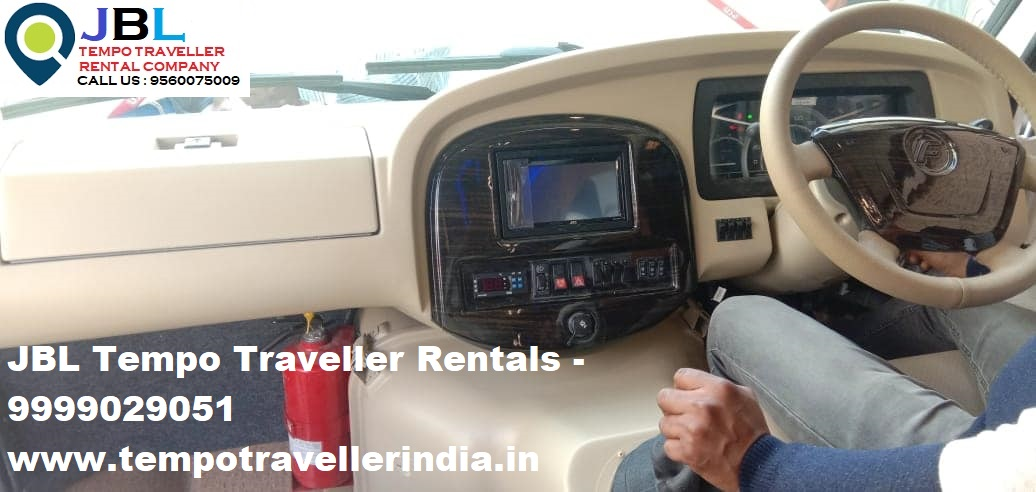 Rent tempo traveller in Tikawali�Faridabad