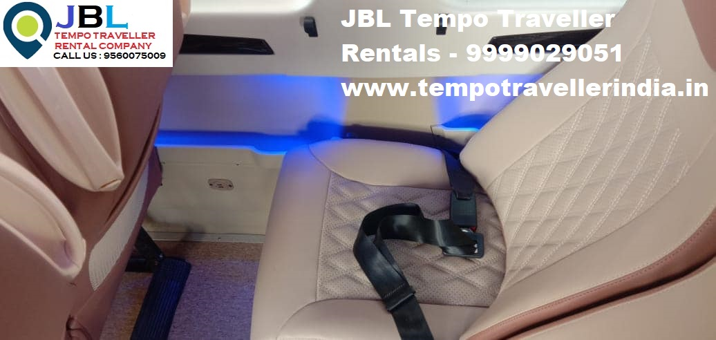 Rent tempo traveller in Bhopani�Faridabad