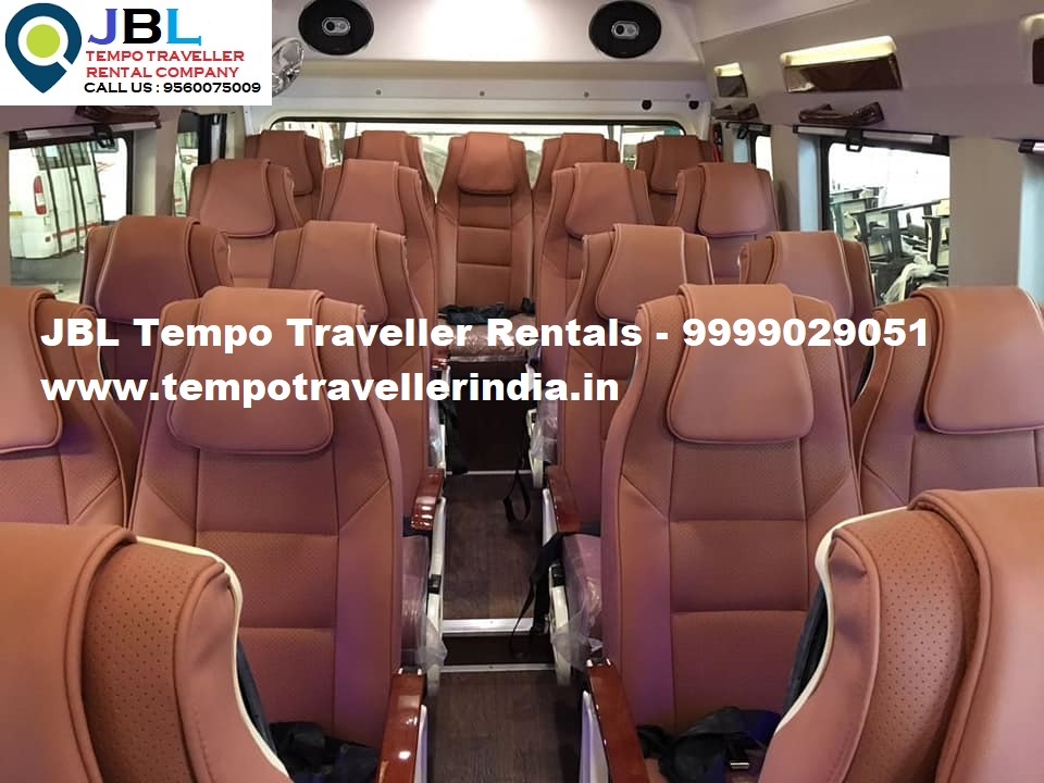 Rent tempo traveller in Sector-18�Faridabad