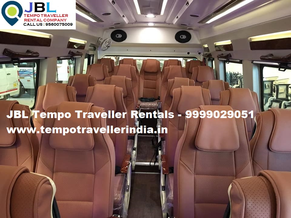 Rent tempo traveller in Sector 63�Faridabad