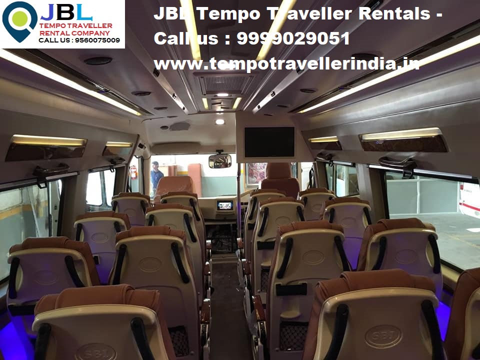 Rent tempo traveller in Indraprastha Colony�Faridabad
