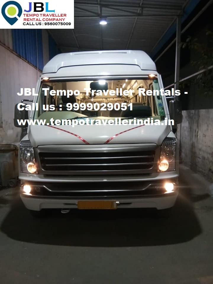 Rent tempo traveller in Kabulpur�Faridabad
