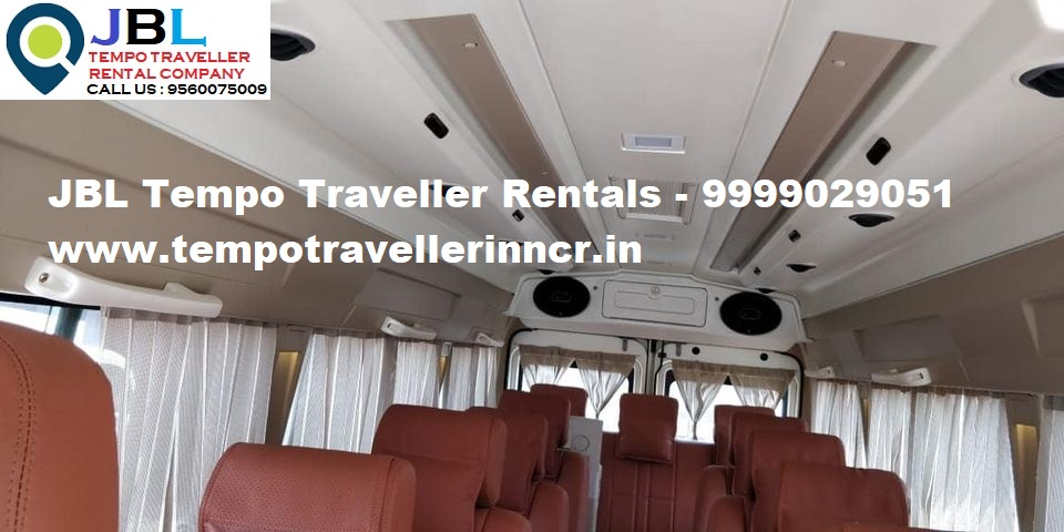 Rent tempo traveller in Sector-91�Faridabad