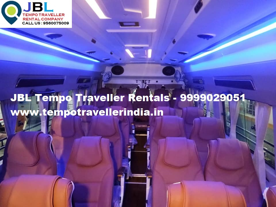 Rent tempo traveller in Tigaon�Faridabad