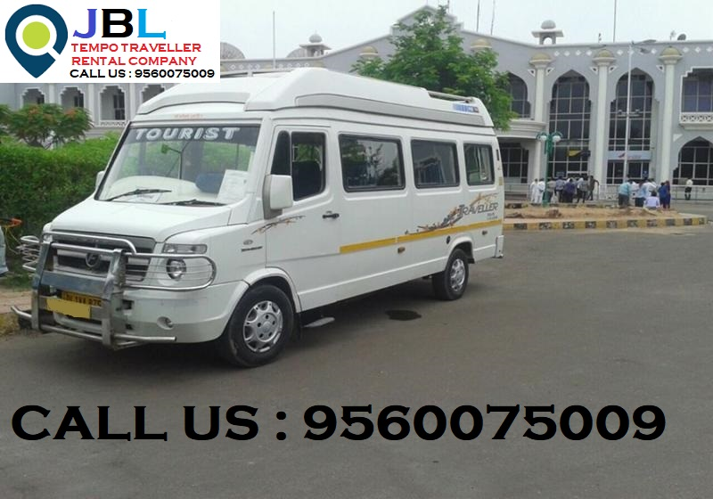 Tempo Traveller rent in Chandigarh