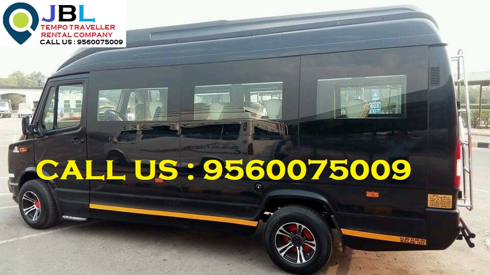 Tempo Traveller rent in Mumbai