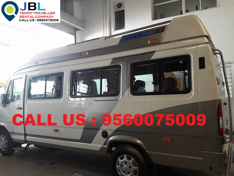Tempo Traveller rent in Delhi