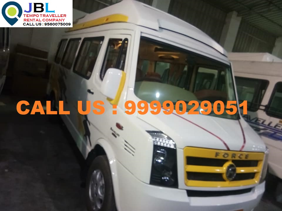 Tempo Traveller rent in Ludhiana