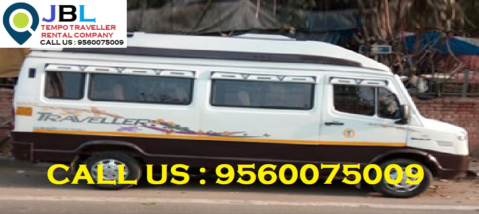 Tempo Traveller rent in Jalandhar