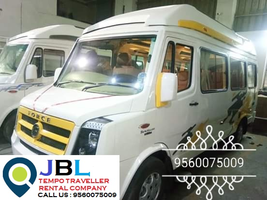Tempo Traveller rent in Agra