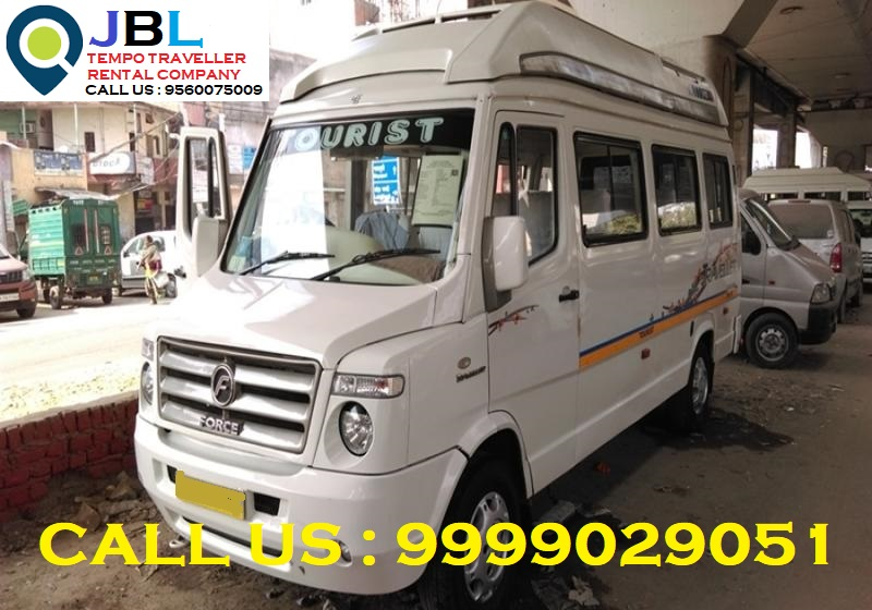Tempo Traveller rent in Amritsar