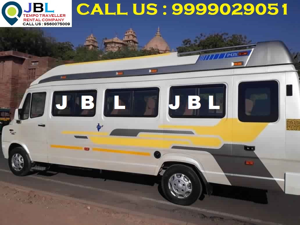Rent tempo traveller in Sector 52�Faridabad