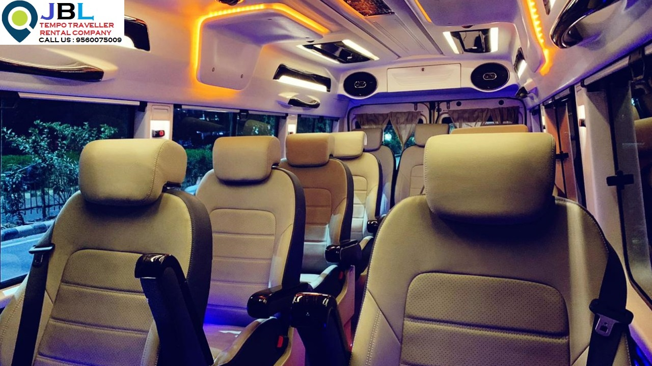 Rent tempo traveller in Sholaka�Faridabad