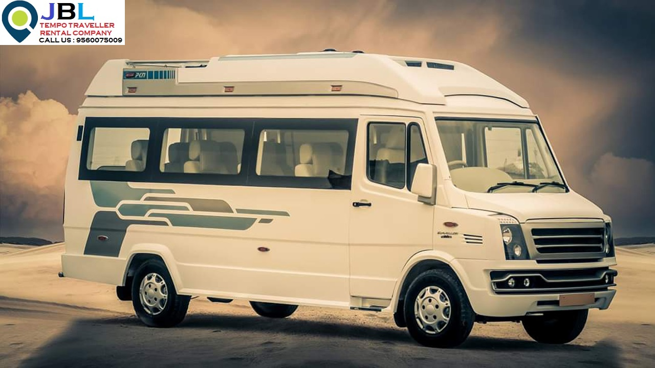Rent tempo traveller in Sector 72�Faridabad