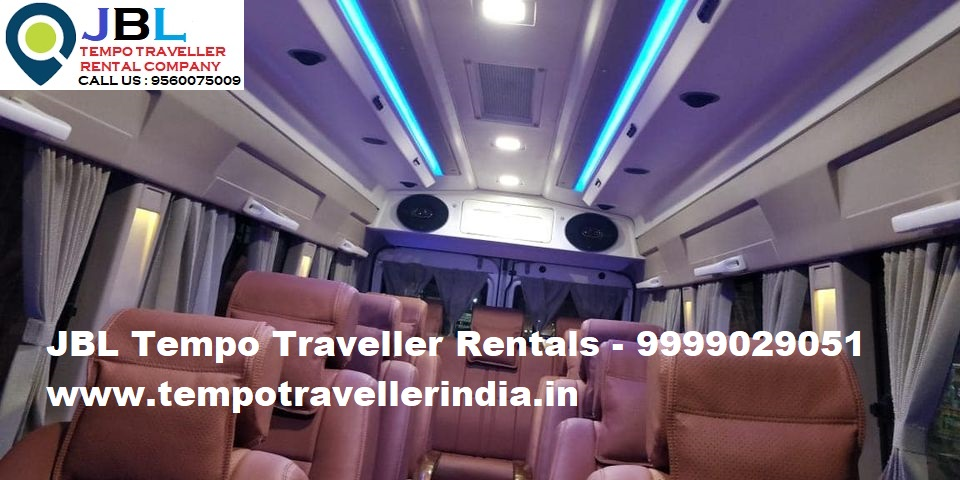 Rent tempo traveller in Sector-87�Faridabad