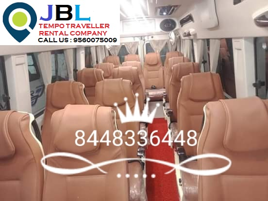 Rent tempo traveller in Sector 53�Faridabad