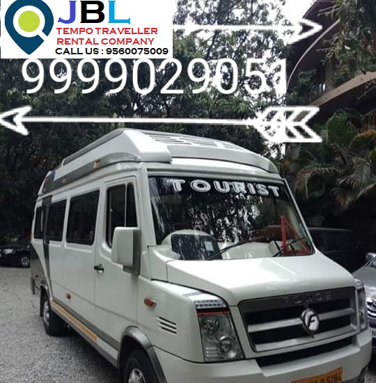 Rent tempo traveller in Sector-71�Faridabad