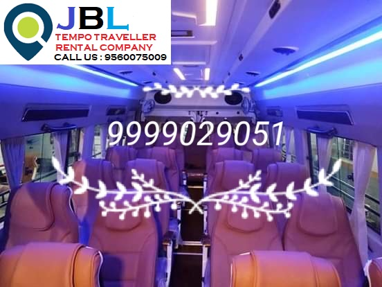 Rent tempo traveller in Rajpur Kalan�Faridabad