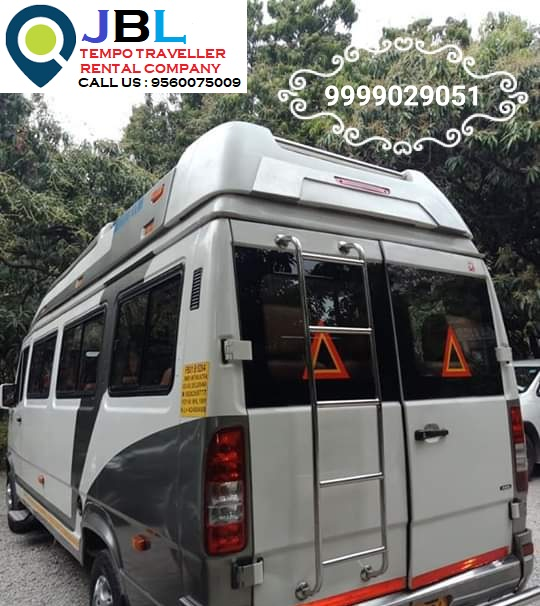 Rent tempo traveller in Tilpat�Faridabad