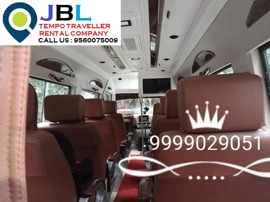 Rent tempo traveller in Sector-57�Faridabad