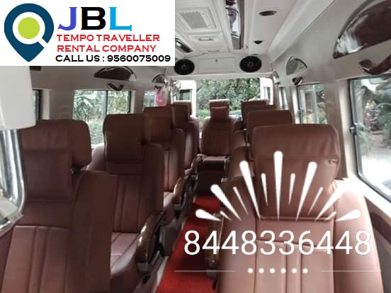 Rent tempo traveller in Sector-83�Faridabad