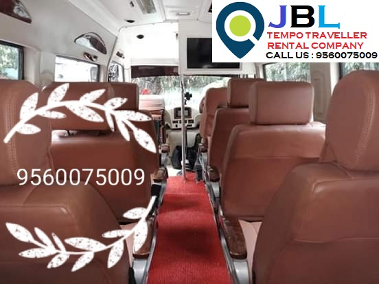 Rent tempo traveller in Sector 21�Faridabad