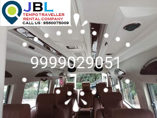 Rent tempo traveller in Jasana�Faridabad