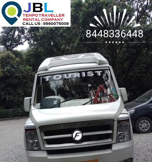 Rent tempo traveller in Sector-104�Faridabad