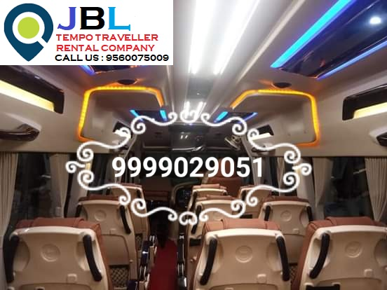 Rent tempo traveller in Dhauj�Faridabad
