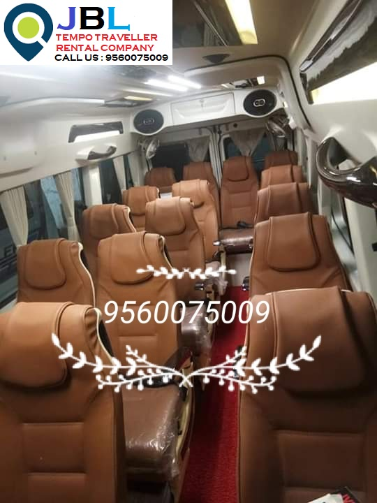 Rent tempo traveller in Sector 79�Faridabad
