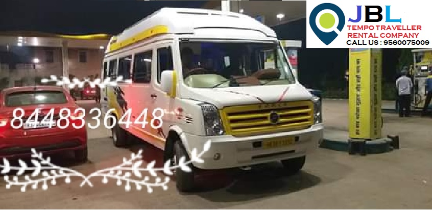 Rent tempo traveller in Chandpur�Faridabad