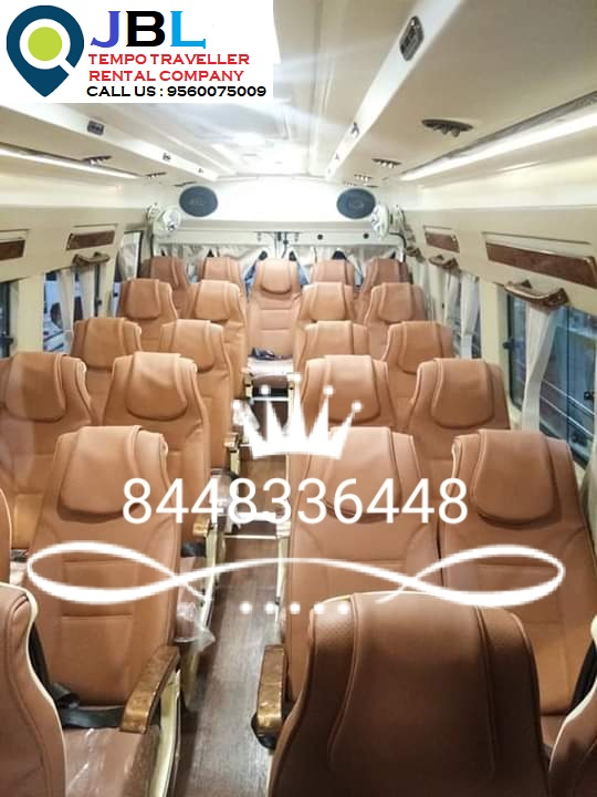 Rent tempo traveller in Sector 69�Faridabad