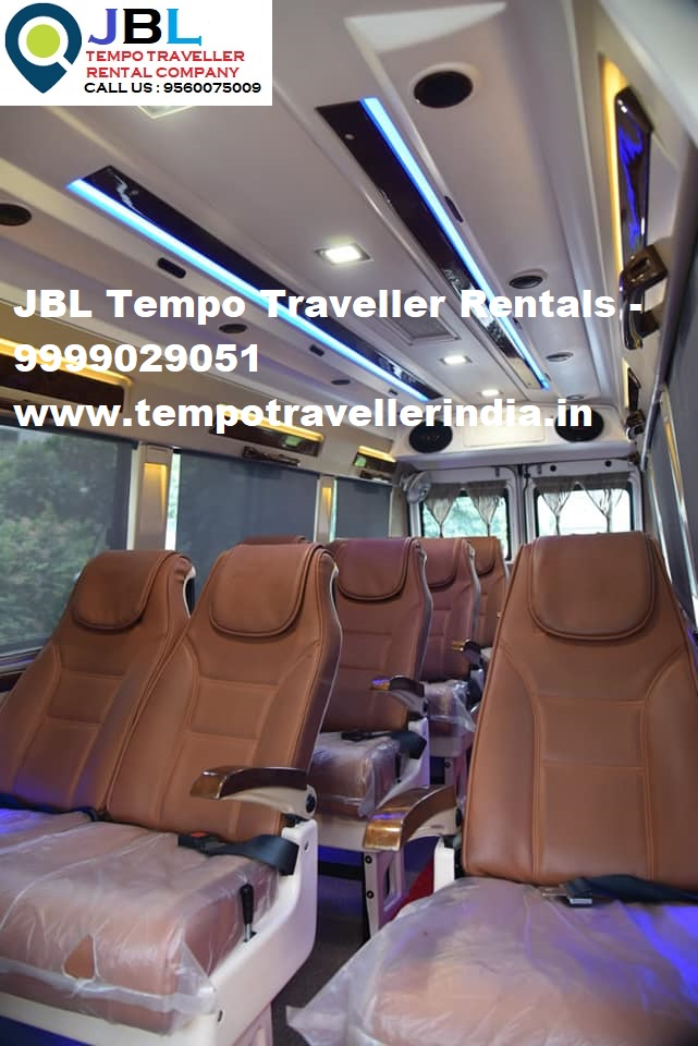 Rent tempo traveller in Dayal Bagh�Faridabad