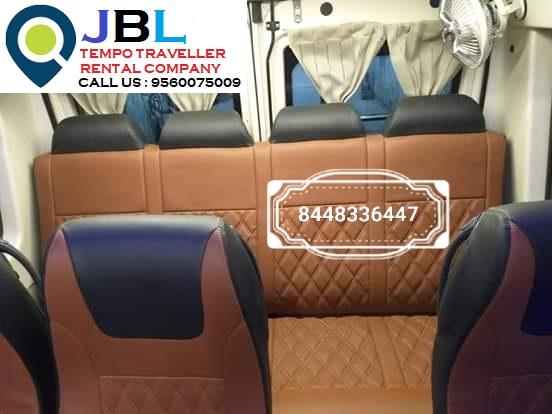 Rent tempo traveller in Asaoti�Faridabad