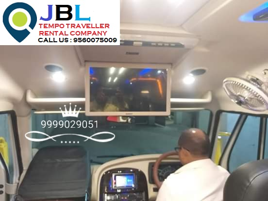 Rent tempo traveller in Nangla Gujran�Faridabad