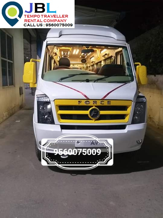 Rent tempo traveller in kheri Gujran�Faridabad