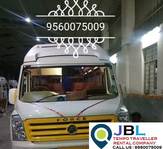 Rent tempo traveller in Pali�Faridabad