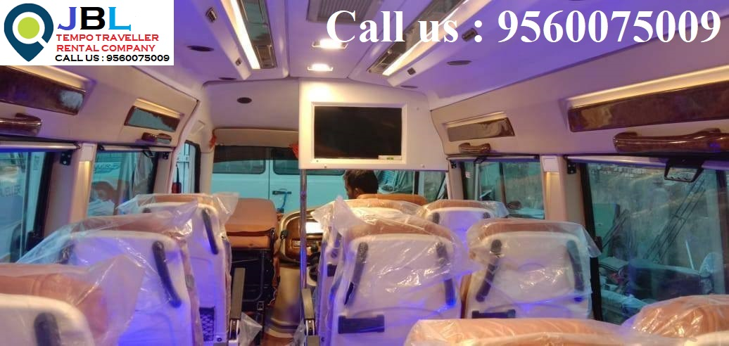 Rent tempo traveller in Sector-20�Faridabad
