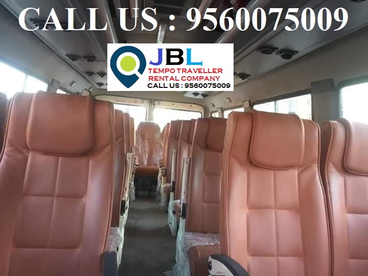 Rent tempo traveller in Ram Nagar�Faridabad