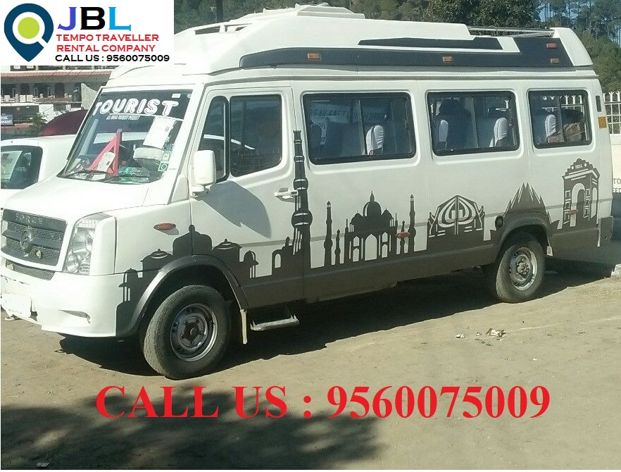Rent tempo traveller in Neharpar �Faridabad