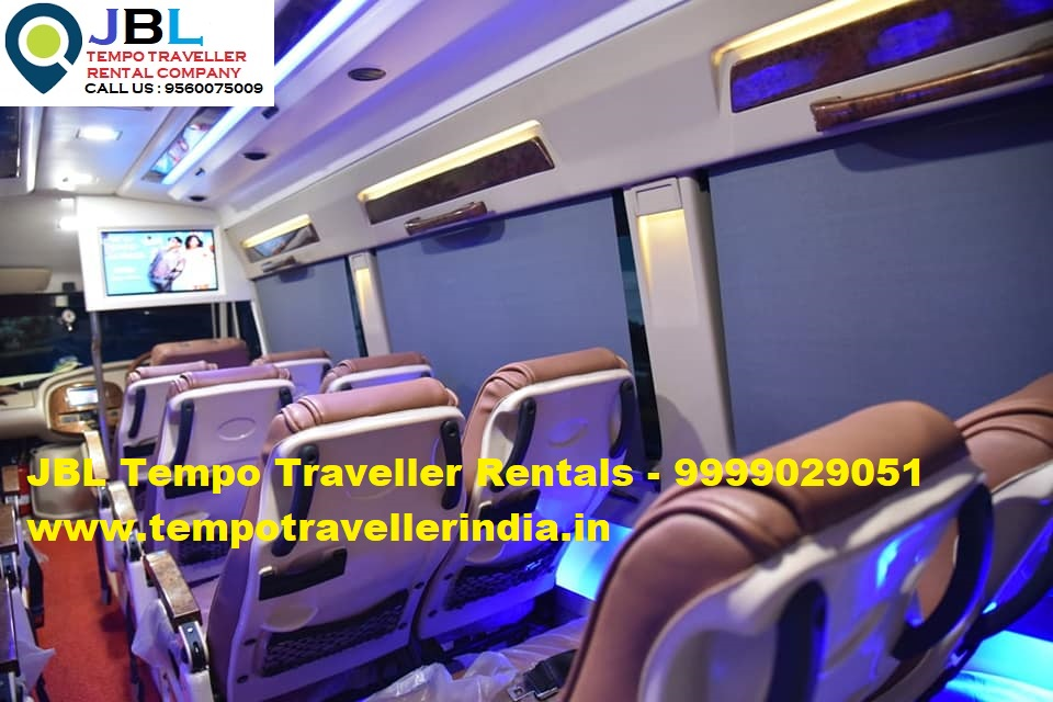 Rent tempo traveller in Sector 54�Faridabad