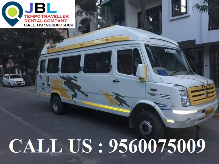 Rent tempo traveller in Pelak�Faridabad