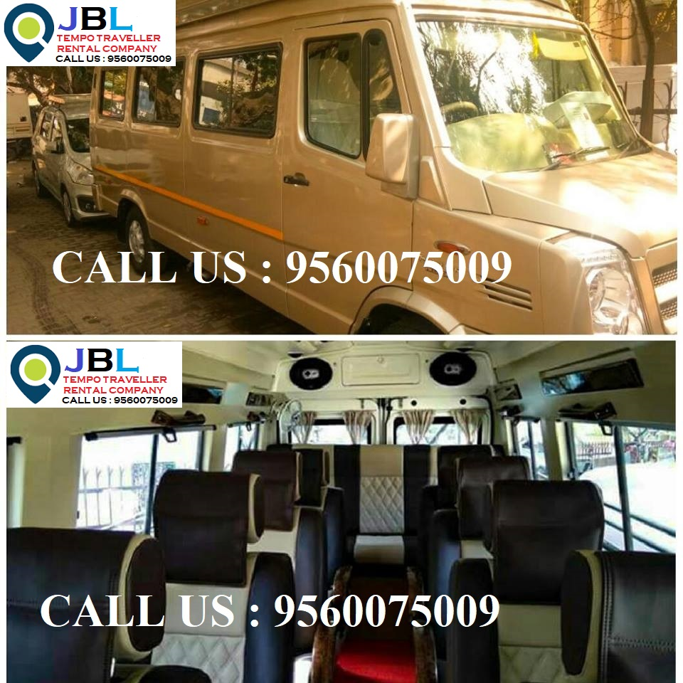 Rent tempo traveller in Sector 67�Faridabad
