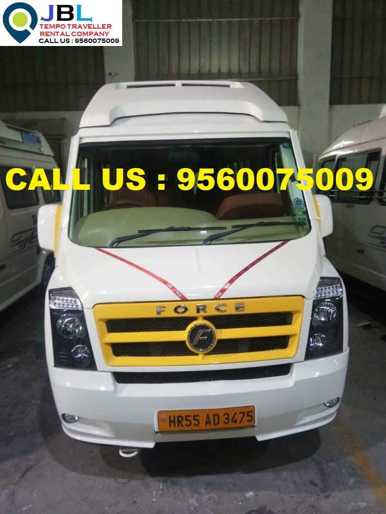 Rent tempo traveller in Sector-49�Faridabad