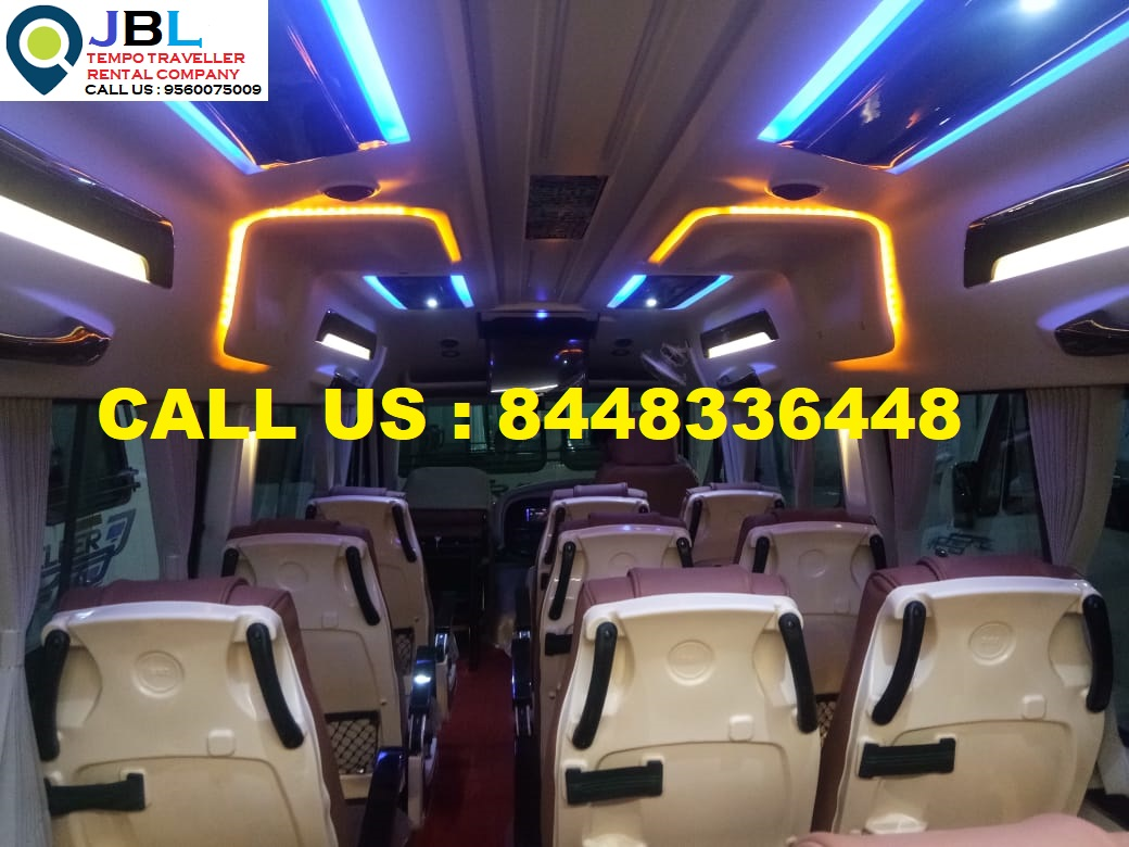 Rent tempo traveller in Sector 55�Faridabad