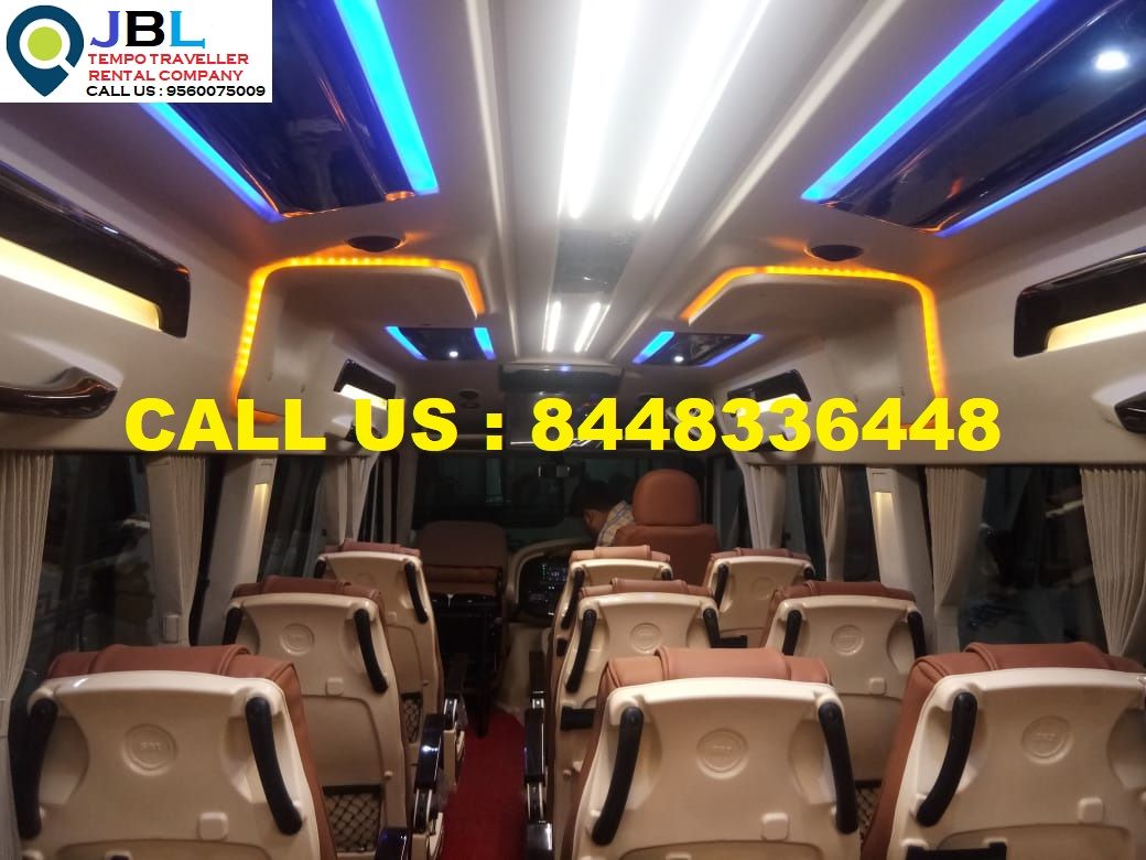 Rent tempo traveller in Sector-58�Faridabad